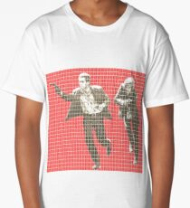 Butch and Sundance - Red Long T-Shirt