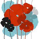 Poppies by Madara Mason