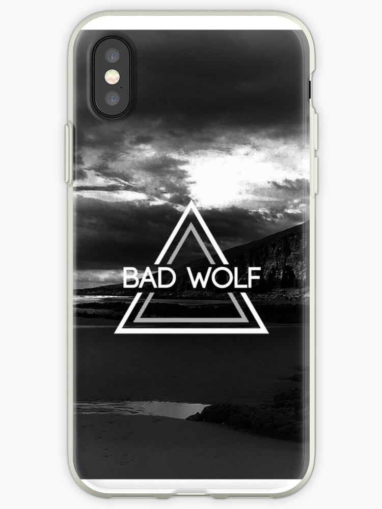 Bad Wolf by chr0nicles