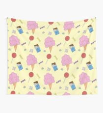 Candy Pattern Wall Tapestry