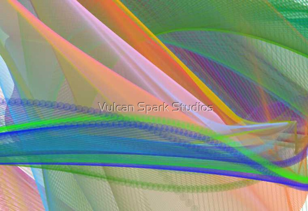 Vision by Vulcan Spark Studios