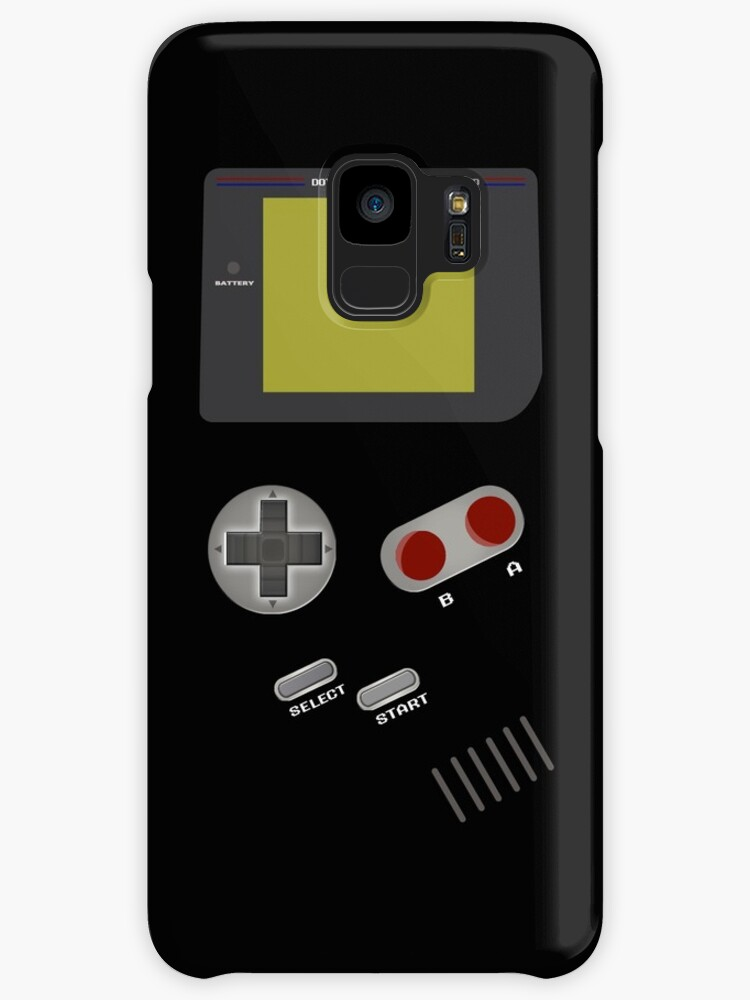 Video Retro Game Boy Console  by CroDesign