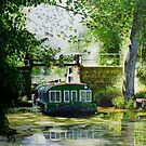 Summer Days and Water Ways by Paula Oakley