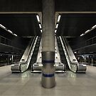 Station Platform by Lea Valley Photographic