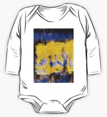abstract art One Piece - Long Sleeve