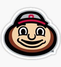Brutus Ohio State Sticker
