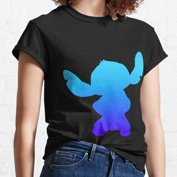 Ombre Stitch T-shirt classique