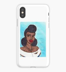 Queen of the Air iPhone Case