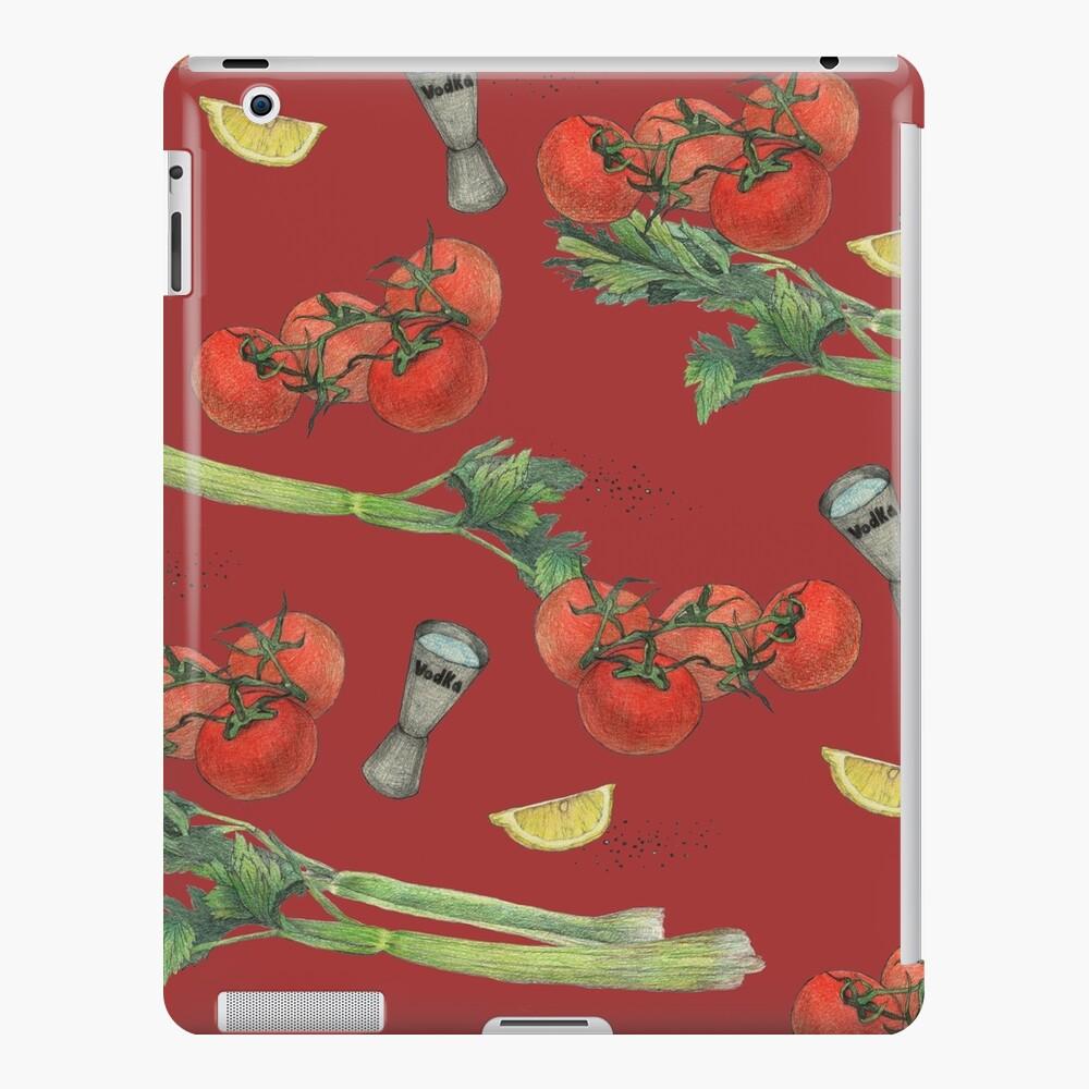 bloody mary recipe iPad Case & Skin