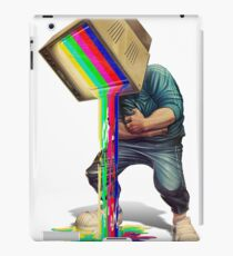 TV Man iPad Case/Skin