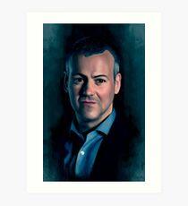 Lestrade Art Print