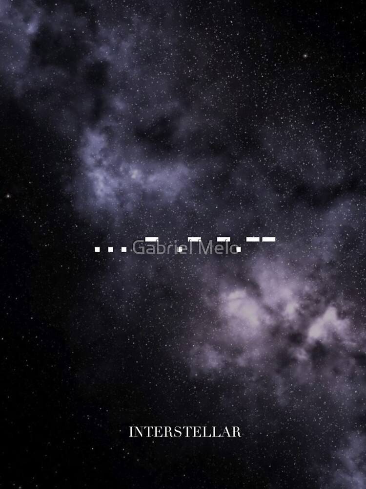Interstellar  ... - .- -.- by Undersom