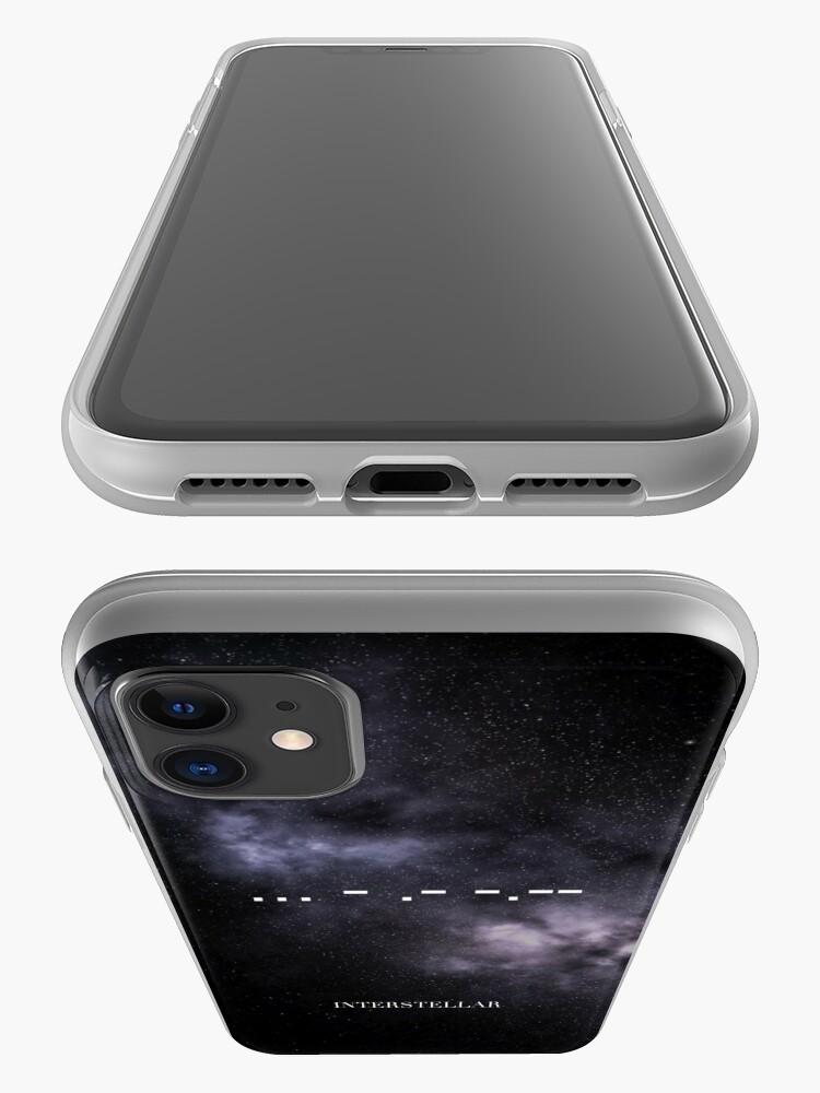 Alternate view of Interstellar  ... - .- -.- iPhone Case & Cover