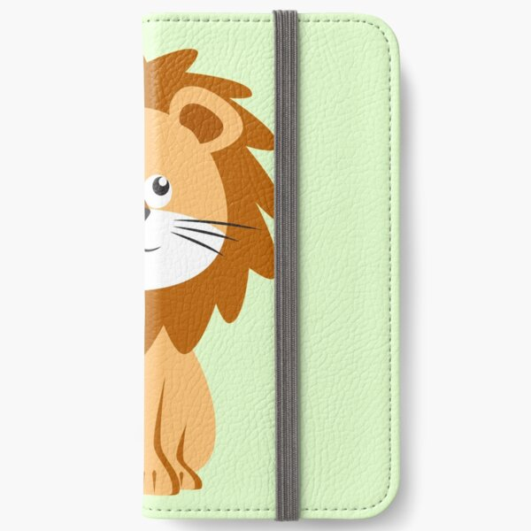 Simba the Lion iPhone Wallet