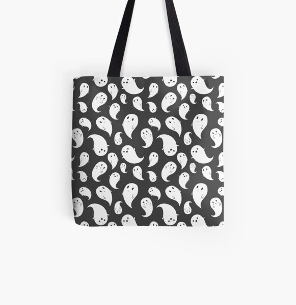 Phantom Paisley. All Over Print Tote Bag