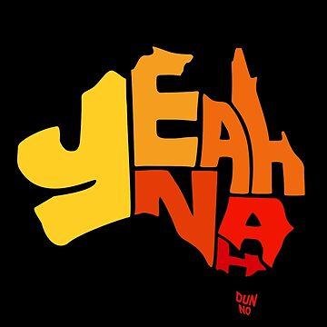 Yeah Nah (Australia) by jezkemp