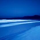 Beach in Port Douglas at Night by Imi Koetz