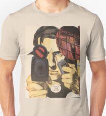 Mike Grell Timothy Dalton James Bond T-Shirt