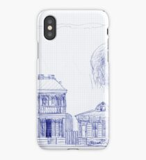 Southern Dream ~ Two Homes iPhone Case/Skin