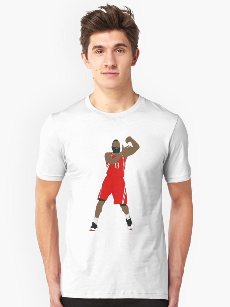 6637ede6e5e James Harden Cooking Slim Fit T-Shirt. Designed by RatTrapTees