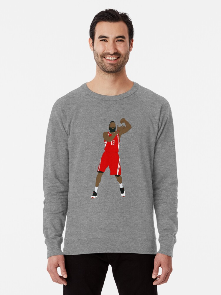 f1c0ff4c254 James Harden Cooking Lightweight Sweatshirt. Designed by RatTrapTees