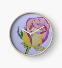 Rosebud Clock