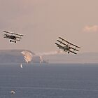Dogfight over the Solent by RedHillDigital