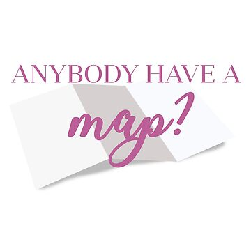 anybody have a map? by culturetime