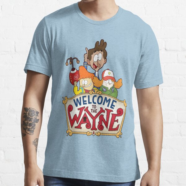 Welcome To The Wayne Essential T-Shirt