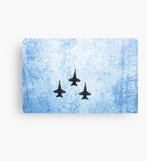 Jets Canvas Print