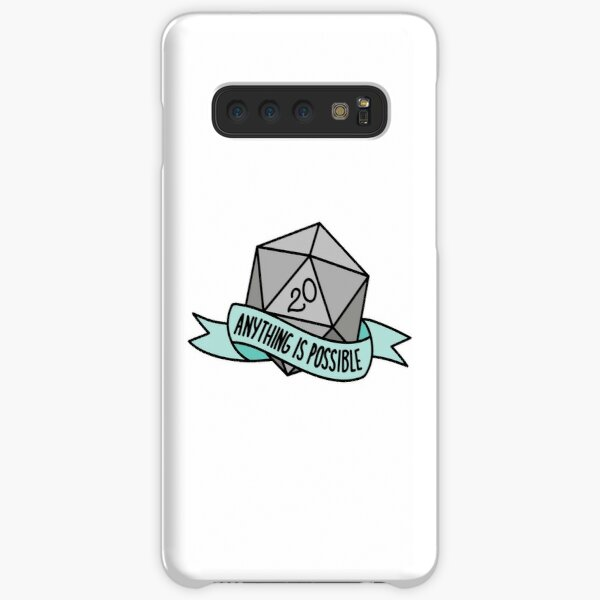D20 - Anything is Possible Samsung Galaxy Snap Case