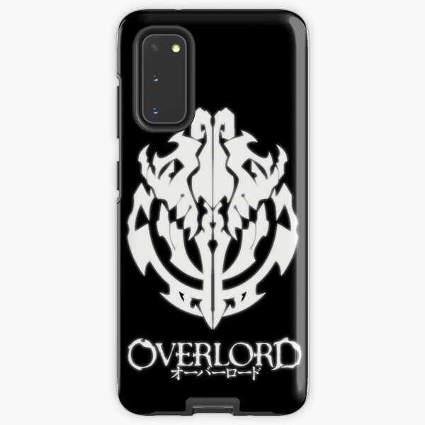 Overlord Anime - Guild Emblem - Ainz Ooal Gown. Samsung Galaxy Tough Case