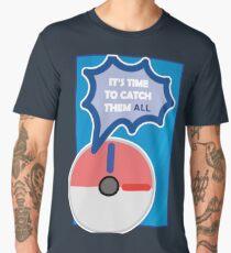 It's Time... Men's Premium T-Shirt