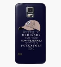 Purgatory's Good Cop Case/Skin for Samsung Galaxy