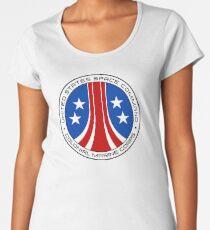 United States Colonial Marine Corps Insignia - Aliens Women's Premium T-Shirt