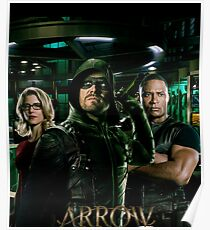 Póster Team Arrow