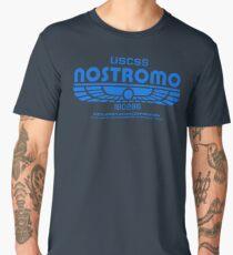 USCSS Nostromo - Alien - Logo Men's Premium T-Shirt