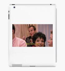 speech iPad Case/Skin