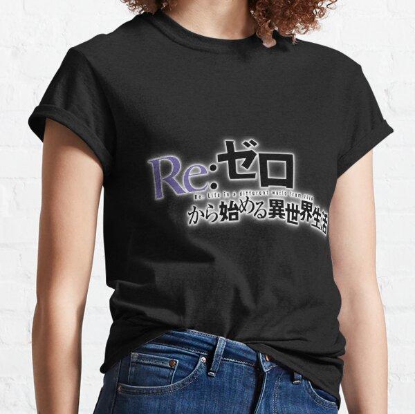 Re: zéro T-shirt classique