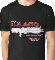 U.S.S. Sulaco - Aliens Graphic T-Shirt