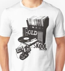Oldskool Records Unisex T-Shirt