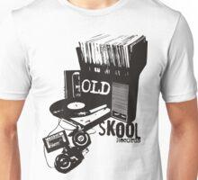 Oldskool Records Unisex T-Shirt