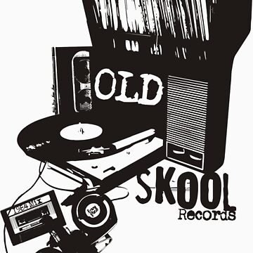 Oldskool Records by the3rdbase