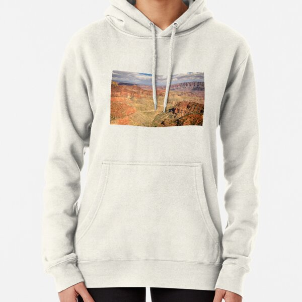 North Grand Canyon - Angels Window Overlook Pullover Hoodie
