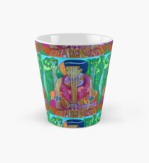 Ukulele: Four Strings  Tall Mug