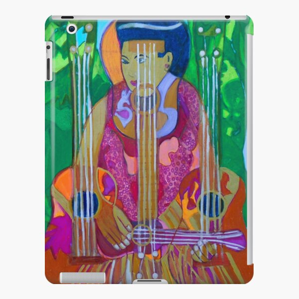 Ukulele: Four Strings  iPad Snap Case