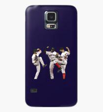 Win Dance Repeat  Case/Skin for Samsung Galaxy