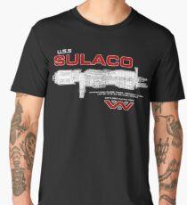 U.S.S. Sulaco - Aliens Men's Premium T-Shirt
