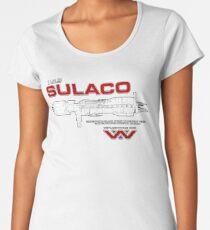 U.S.S. Sulaco - Aliens Women's Premium T-Shirt