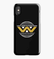 The Weyland-Yutani Corporation Globe - Clean iPhone Case/Skin